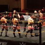 Resultados del live show de NXT en Macon (19-10-2017)