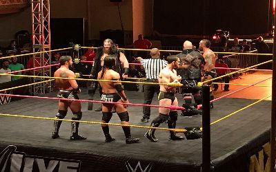 Resultados de NXT en Macon
