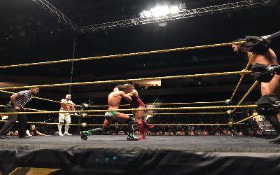 Resultados de NXT Austin