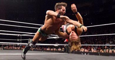 NXT del 22 de noviembre