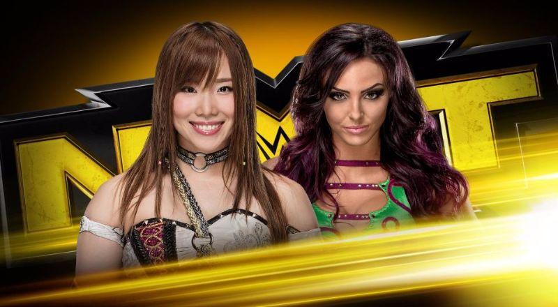 NXT 29 de noviembre