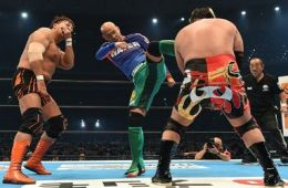 NJPW Wrestle Kingodm 12