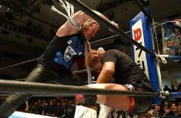 Chris Jericho vs Naito