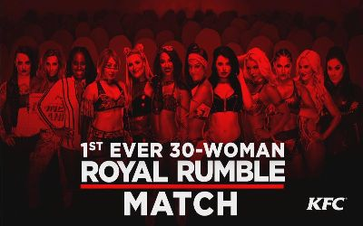 Royal rumble femenino