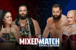Resultados de Mixed Match Challenge
