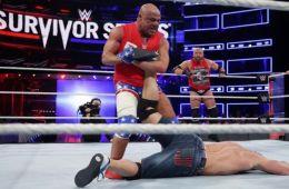 Kurt Angle Wrestlemania 34