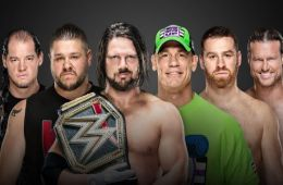 John Cena en WWE Fastlane