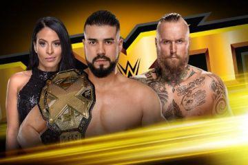 Previa de NXT del 14 de marzo