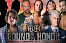 Ring of Honor Lakeland