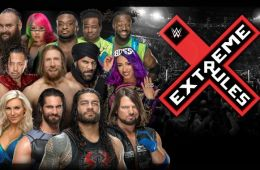 Previa Extreme Rules 2018