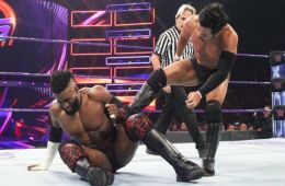 Resultados de WWE 205 Live del 10 de julio