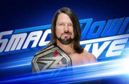 WWE Smackdown Live 14 de Agosto (Cobertura y resultados en directo)