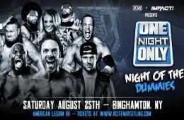Impact wrestling 25 de agosto