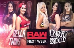 WWE RAW semana que viene