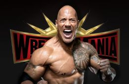 The Rock Wrestlemania 35