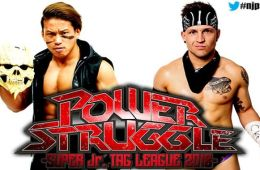 NJPW Super Junior Tag League