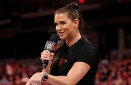 Rol de Stephanie McMahon en WWE Evolution