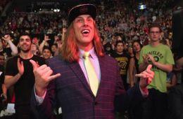 Mensaje directo de Matt Riddle a Brock Lesnar
