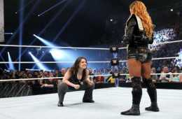 ¿Hizo Nikki Cross su debut oficial en Smackdown Live?