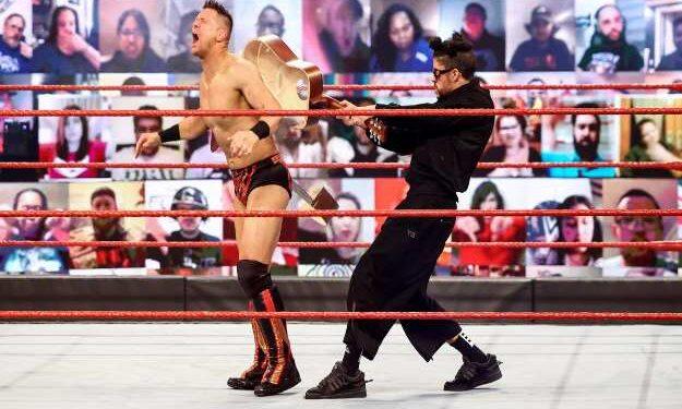 La decadencia de Jeff Hardy en WWE Raw | Planeta Wrestling
