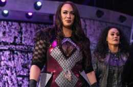Nia Jax da un toque a WWE por una foto