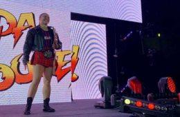 WWE Live Barcelona de 4 de noviembre