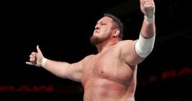 WWE United States Title Tournament: final sacada de Royal Rumble, Dolph Ziggler, Samoa Joe