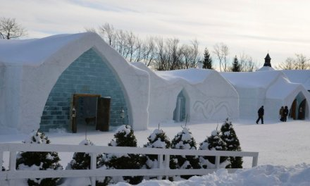 Photos: Hotel De Glace, Quebec City