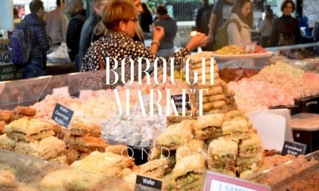 In Photos: London's Borough Market A Food Lover's Hub