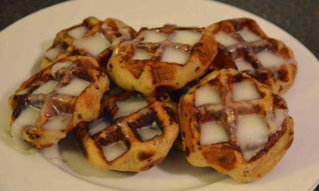 Recipes: Quick And Easy Waffles The Family Will Love