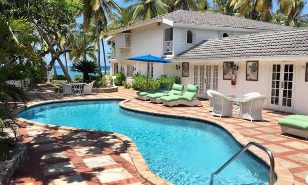 Vacationing Like a Celebrity at Jamaica's Half Moon