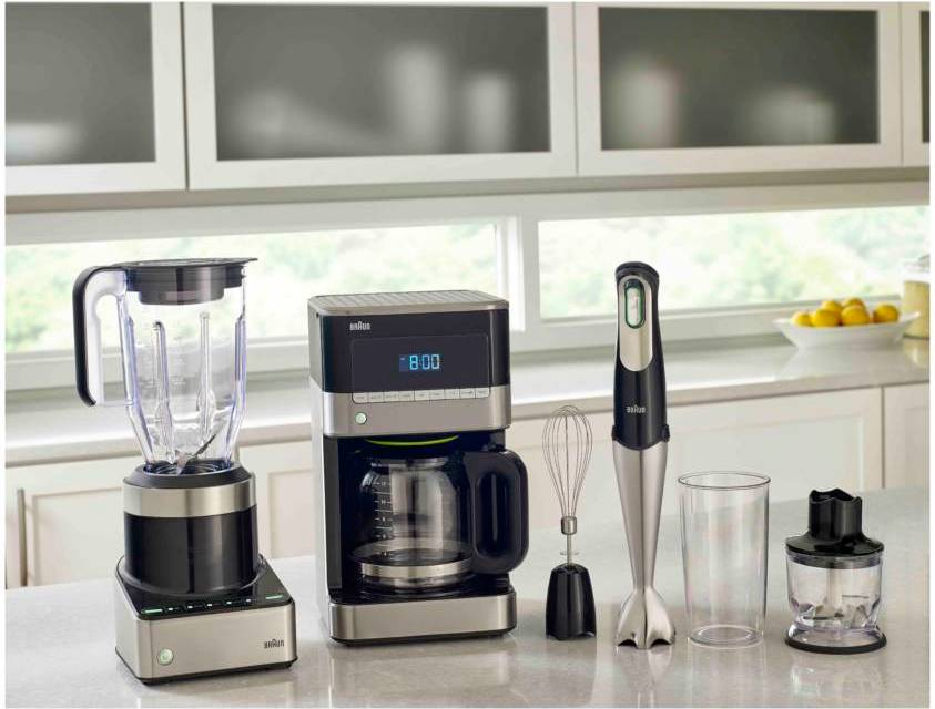 Braun Is Back – With A Fabulous New Line Of Kitchen Appliances
