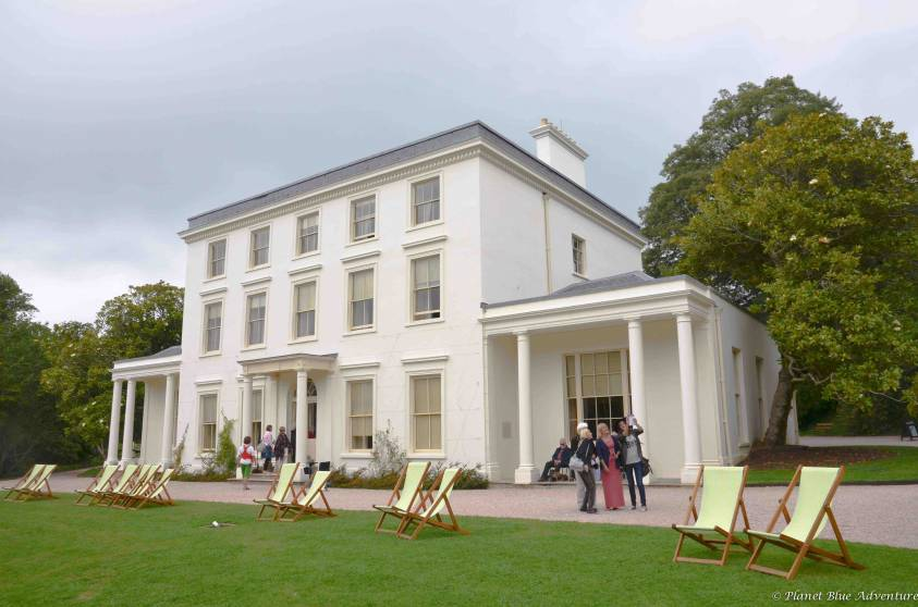 "A Glimpse Into Mystery Writer Agatha Christie's Life At ""Greenway"" in Devon"