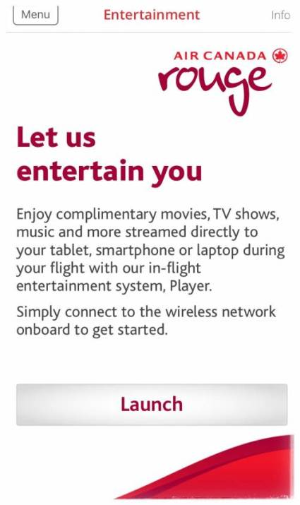 Travel Fees Online Entertainment