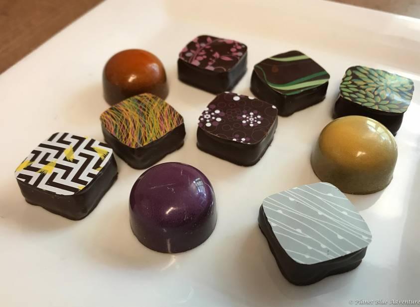 Arlington Virginia Artisan Chocolates