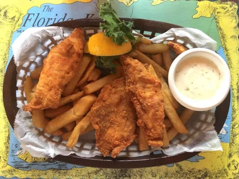 Restaurant Guide Florida Keys