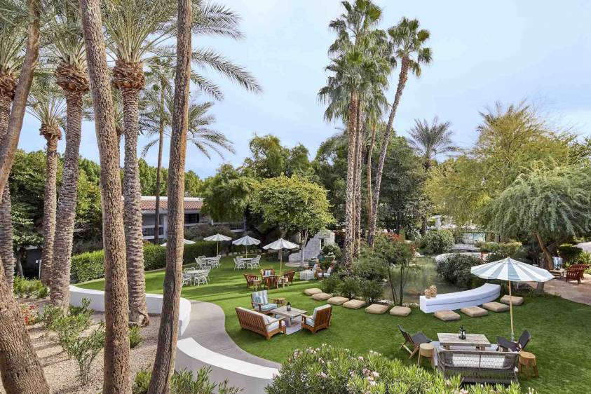 The Scott Resort and Spa – A Chill Getaway in Scottsdale