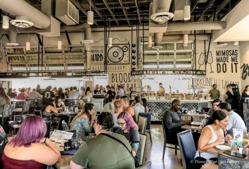 Summer in Phoenix - Hash Kitchen