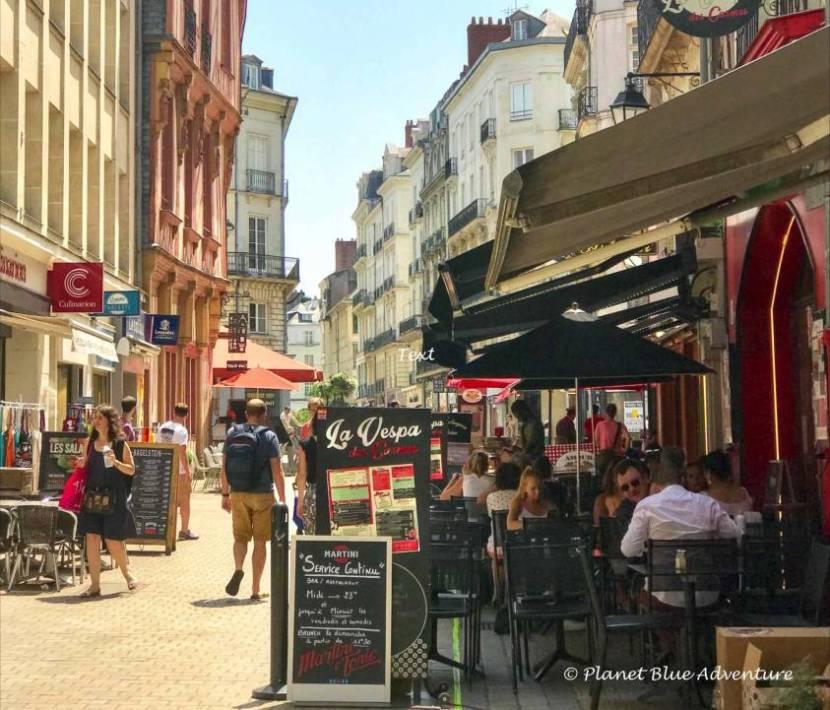 Nantes Bouffay District