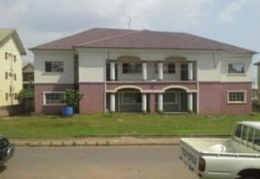 URGENT SALE: 5 bedroom twin duplex with 2 sitting rooms at Gaduwa estate, Abuja — Nigeria