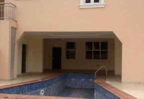 For Urgent Sale: Newly completed 6 bedroom mansion at Asokoro
