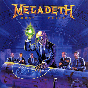 MEGADETH .- Rest In Peace