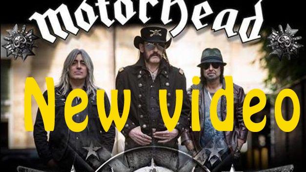 MotorheadNew-Video