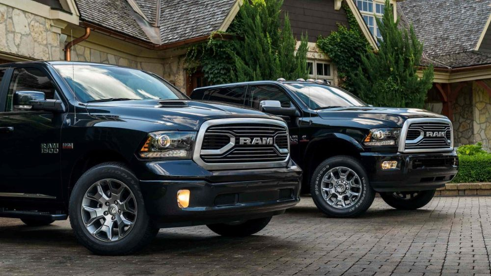 medium resolution of 2018 ram limited tungsten pickup truck planet chrysler dodge jeep ram fiat of flagstaff