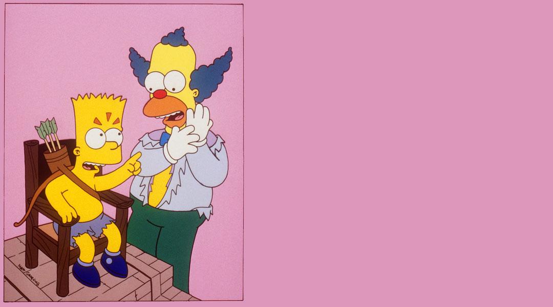 Bart simpson lisa simpson norule the simpsons animated