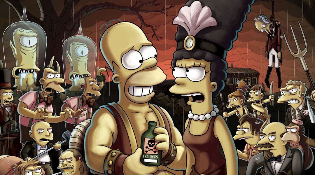 Treehouse Of Horror Quotes Planet Claire Quotes