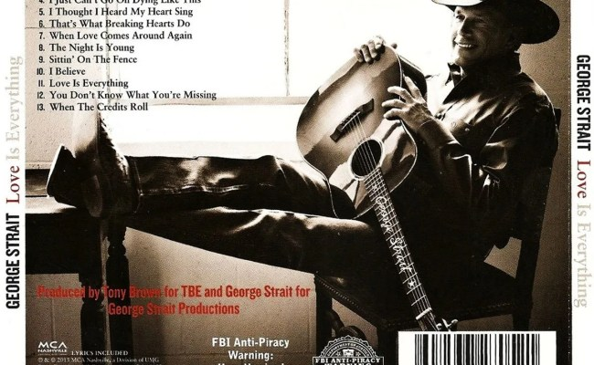 Dentro La Canzone You Don T Known What You Re Missing Di George Strait Planet Country