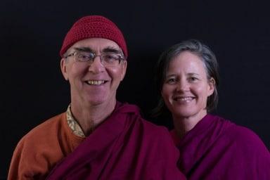 Sensei Doug and Catherine