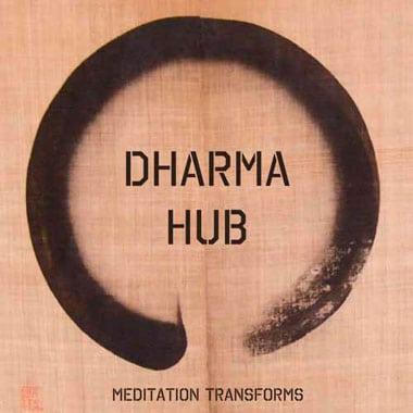 Dharma Hub Meditation Calgary