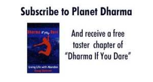 Free Dharma Book Chapter: Dharma If you dare